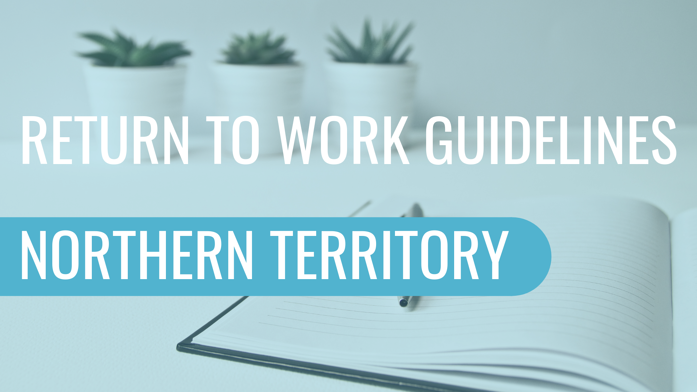 RTW Guidelines Northern Territory